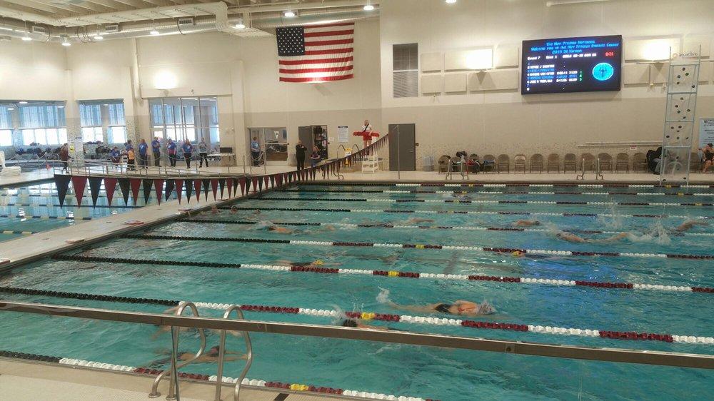 New Prague Aquatic Center: 410 Central Ave N, New Prague, MN