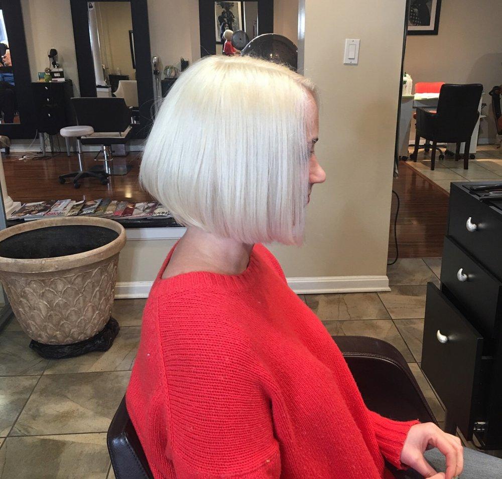 Blondie s hair studio spa 30 photos 201 reviews for 201 twiggs studio salon
