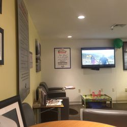 Photo Of Port City Nissan   Portsmouth, NH, United States. Service Waiting  Area