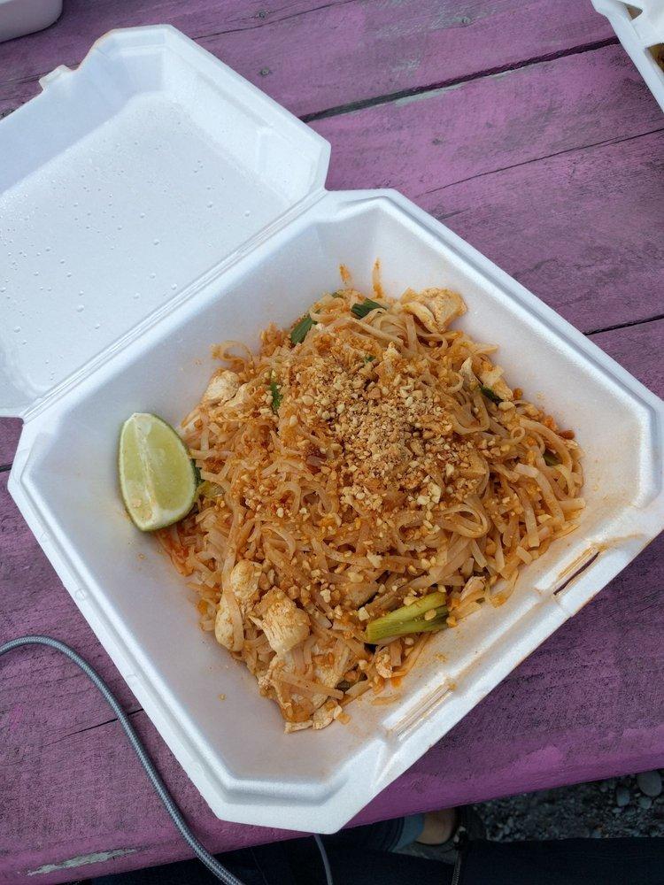 Tok Thai Food: Glennallen, AK