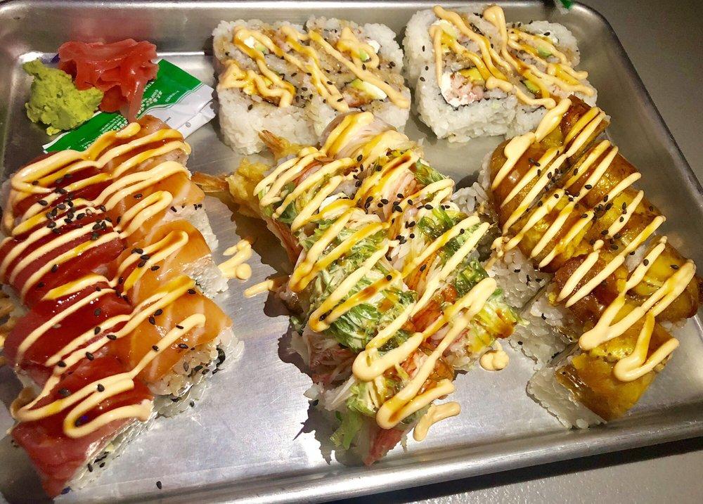 Sushi On The Road: Carretera 2 S/N, Manati, PR