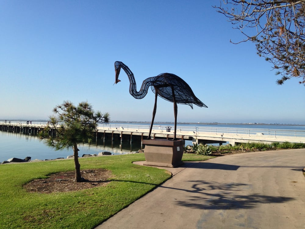 Chula Vista Rv Resort Special: Waterfront Outside The Park