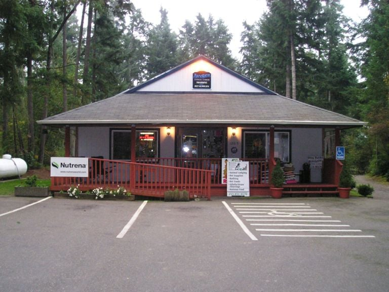 Bayside Animal Lodge: 12615 134th Ave NW, Gig Harbor, WA