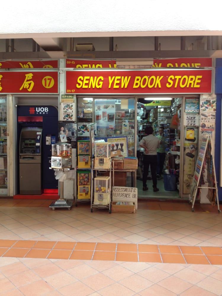 Seng Yew Book Store