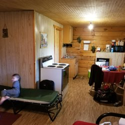 Photo Of Red Top Cabins   Sulphur, OK, United States. Cabin 4 ...