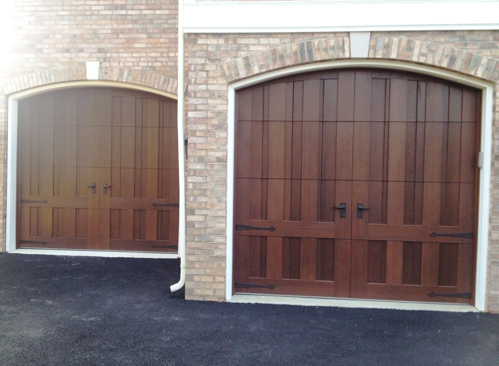 Clopay Canyon Ridge Garage Door Design 33 Solid Arch