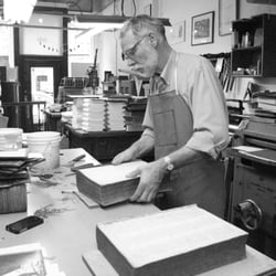 The book bindery houston