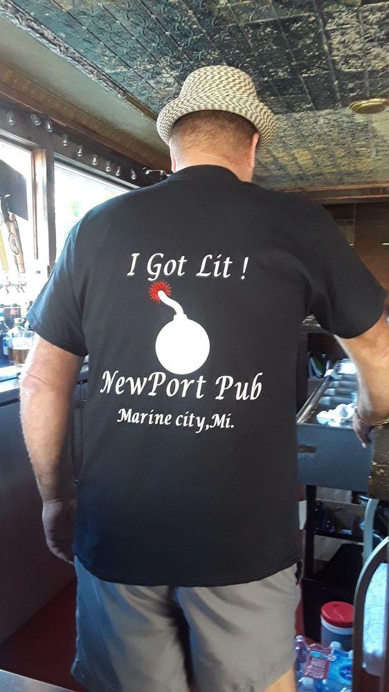 NewPort Pub: 121 Broadway St, Marine City, MI