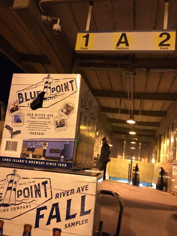Long Island Railroad: 58-122 N Carll Ave, Babylon, NY
