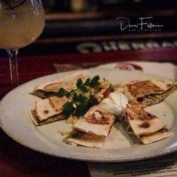 P O Of Agave Restaurant Atlanta Ga United States Chicken Quesadillas