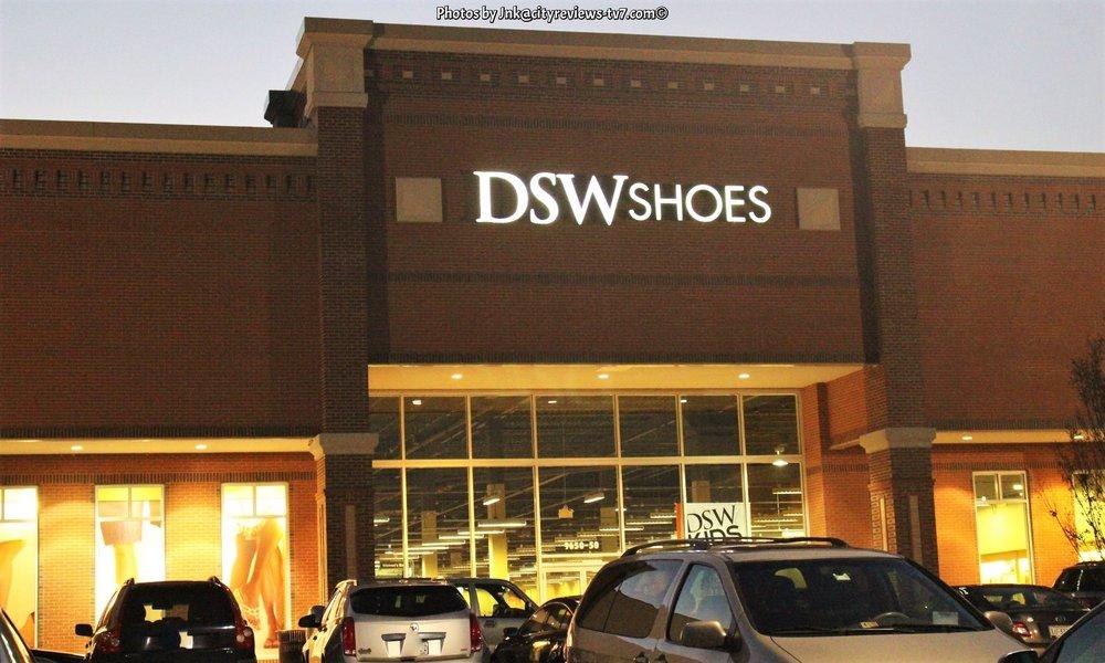 DSW Designer Shoe Warehouse: 9650 East Main St, Fairfax, VA