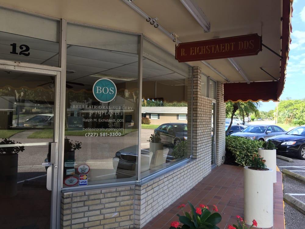 Belleair Oral Surgery & Implants: 716 Indian Rocks Rd N, Belleair Bluffs, FL