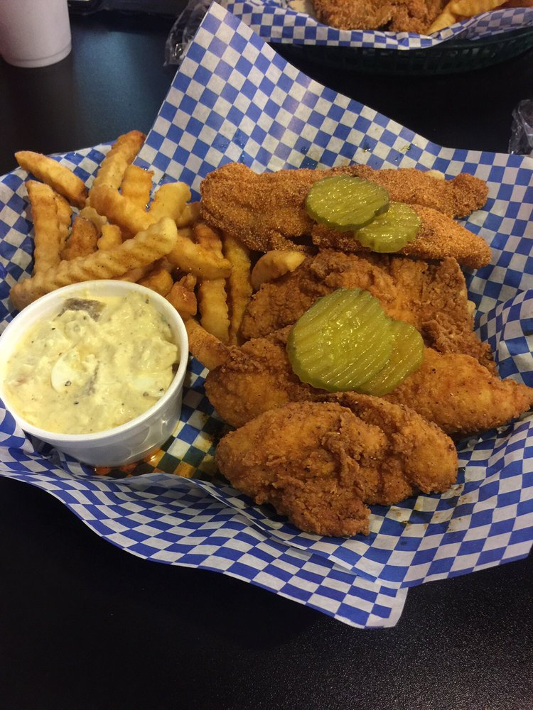 Big Shakes Hot Chicken Fish Order Food Online 113 Photos