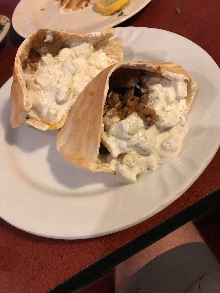 Sam's Gyros: 8922 E 96th St, Fishers, IN