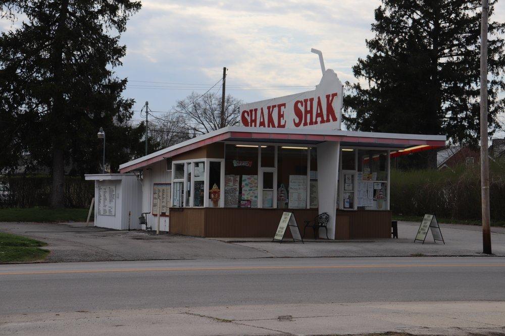 Food from Shake Shak