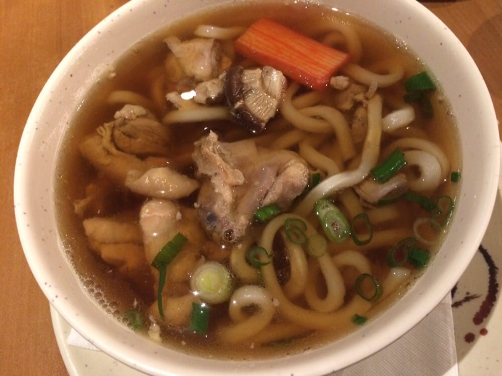 Chicken udon yelp for Asian 168 cuisine