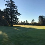 Clubhouse And Photo Of Peninsula Golf Course Long Beach Wa United States