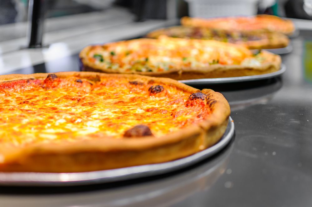 Durham House of Pizza: 40 Main St, Durham, NH