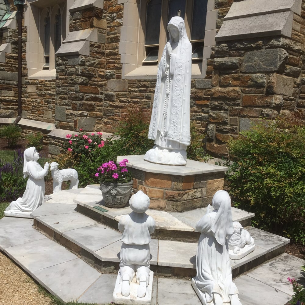 Shrine of the Most Blessed Sacrament: 3630 Quesada St NW, Washington, DC, DC