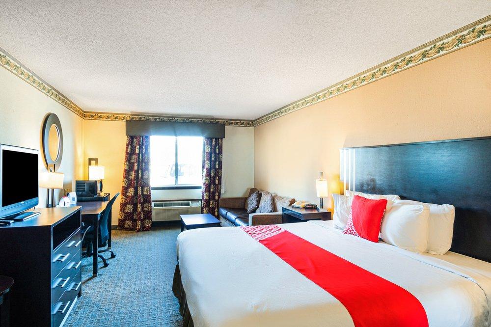 OYO Hotel Alva OK East: 800 Oklahoma Blvd, Enid, OK