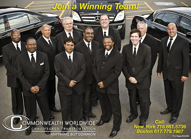 Commonwealth Worldwide Executive Transportation: 49-29 30th Pl, Long Island City, NY