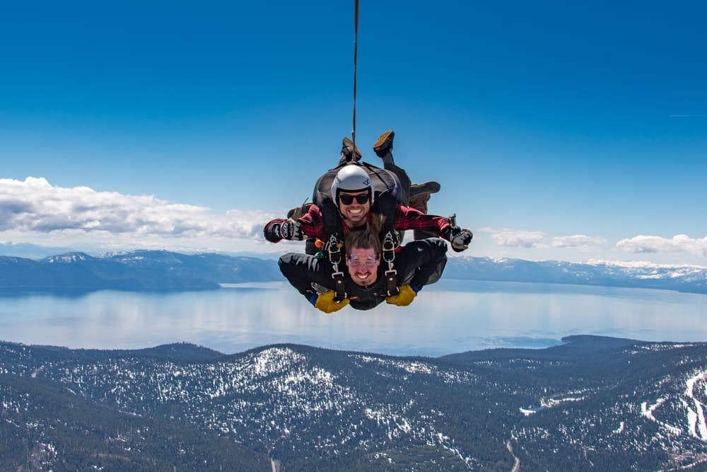 Skydive Truckee Tahoe