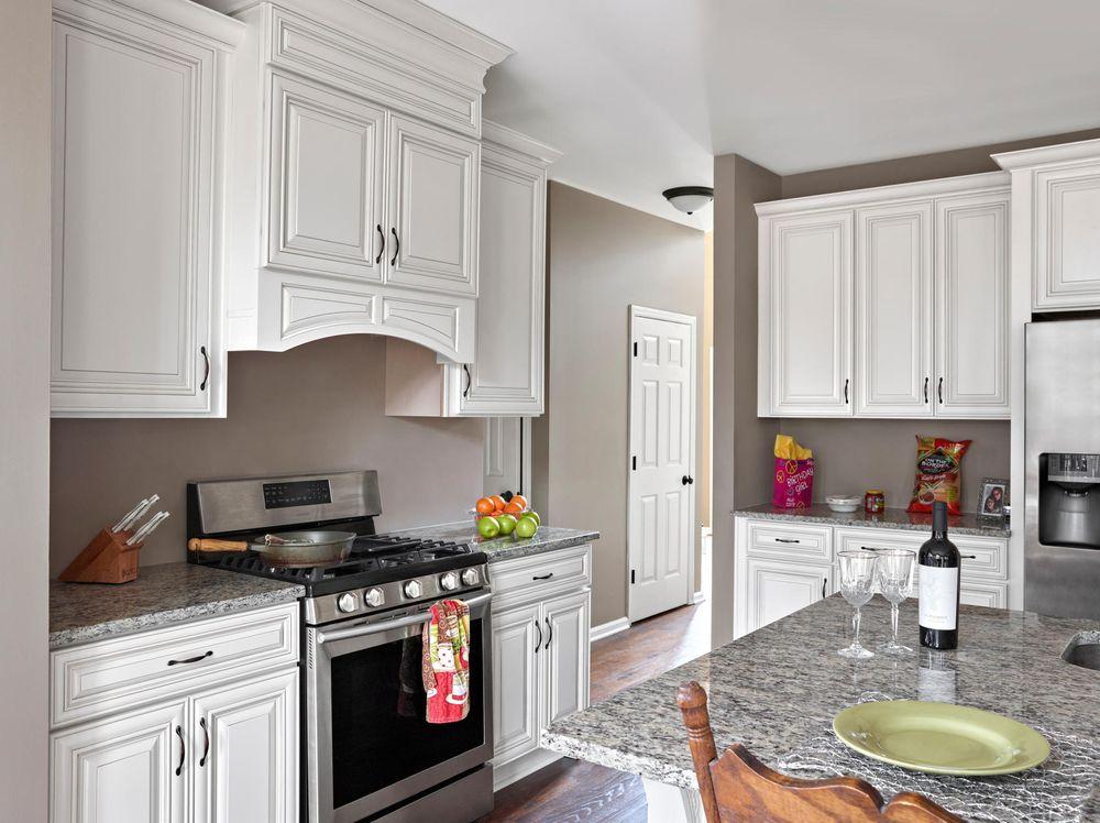 Arlington Oatmeal Cabinets - Yelp
