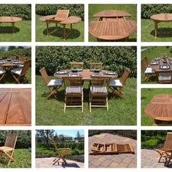 Photo Of Jati Furniture Mt Dora Fl United States Teak Patio Dining