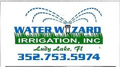 Water Wizard Irrigation: 917 Teague Trl, Lady Lake, FL