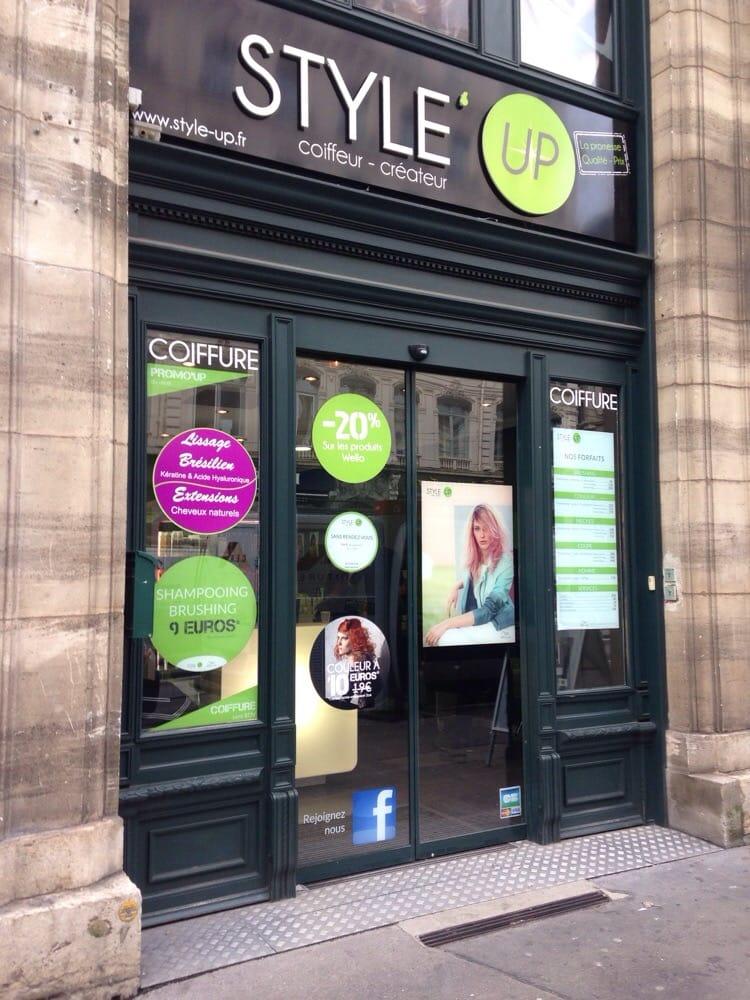 Salon de coiffure style up montpellier coiffures - Salon de massage montpellier ...
