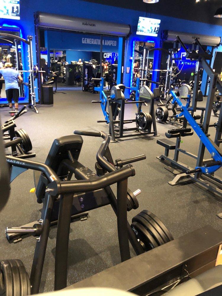 Amped Fitness - Pinellas Park: 7670 49th St N, Pinellas Park, FL