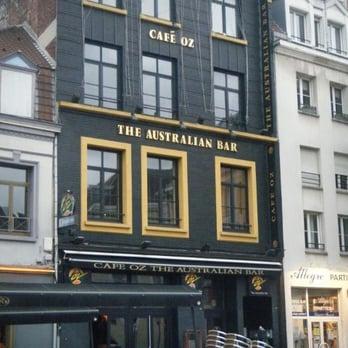 Caf Ef Bf Bd Oz Australian Bar Lille