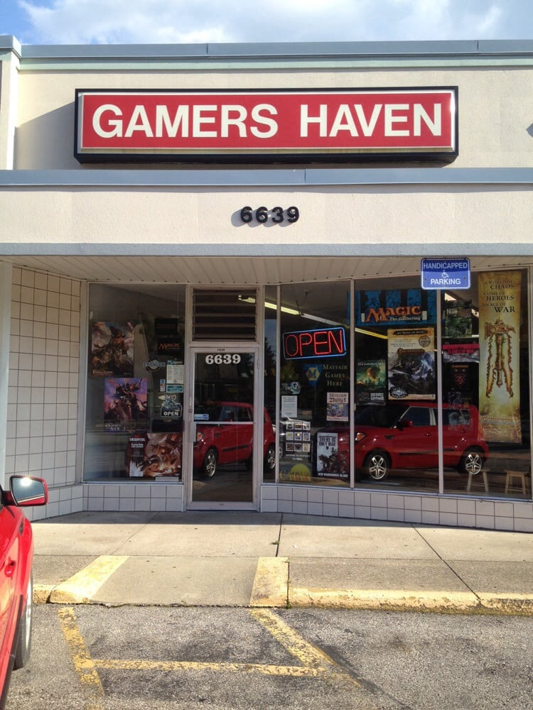 Gamers Haven