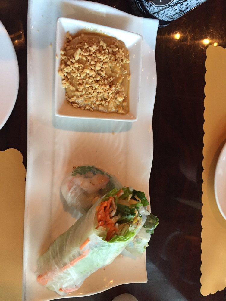 Ahan Thai Kitchen Menu