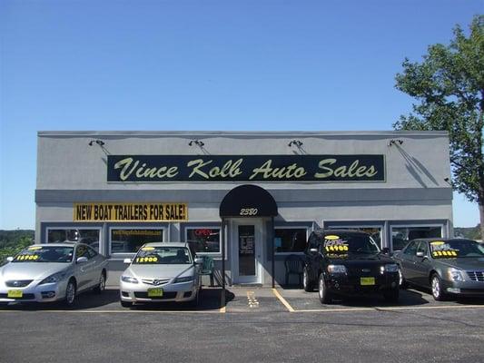 Vince Kolb Auto Sales Obtener presupuesto