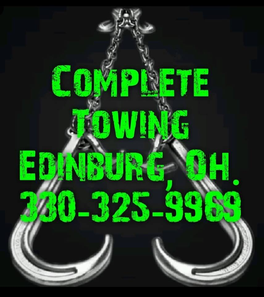 Complete Service Center & Towing: 3999 State Route 14, Rootstown, OH