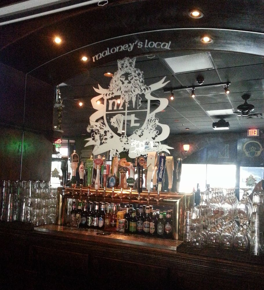 Photo Of Maloney S Local Irish Pub Tampa Fl United States Very Cool