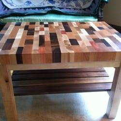 Photo Of Butcher Block Furniture   Minneapolis, MN, United States. Custom,  Handmade