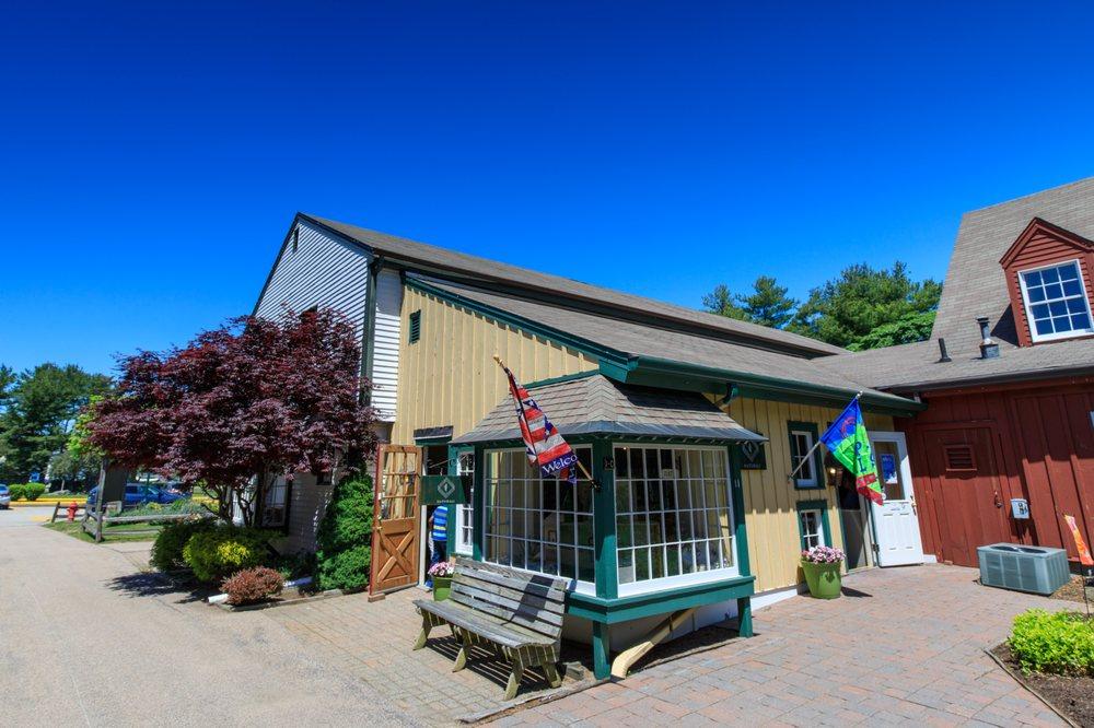 Olde Mistick Village: 27 Coogan Blvd, Mystic, CT