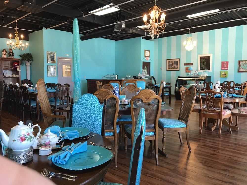 Victoria S Tea Room Tulsa Ok