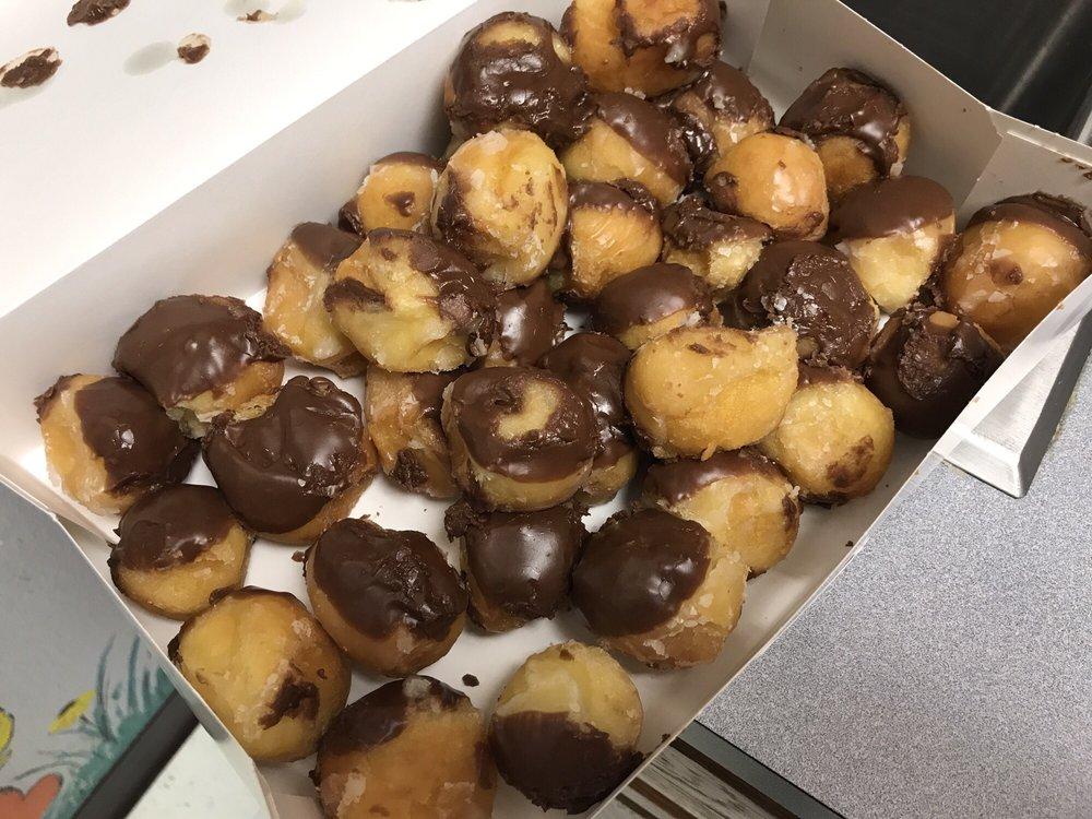 Donut Palace: 209 W Main St, Hallsville, TX
