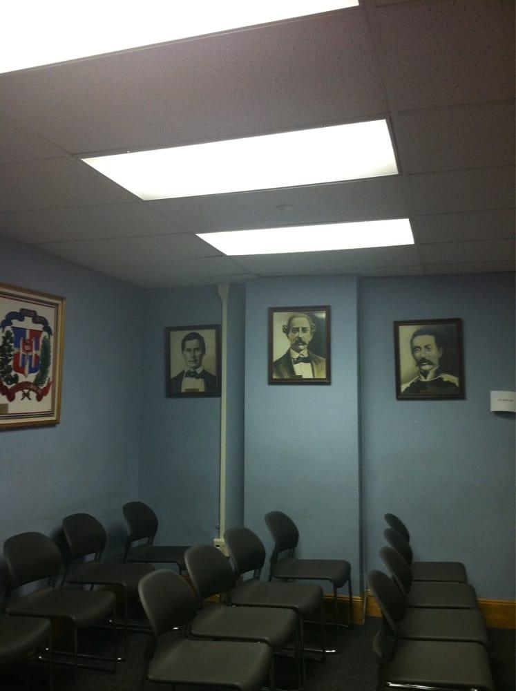 Consulate of the Dominican Republic: 20 Park Plz, Boston, MA