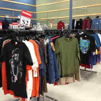 rugged wearhouse - closed - discount store - 337 crossroads blvd
