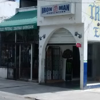 Iron man evolution gimnasios av francisco i madero for Gimnasio cerca de aqui