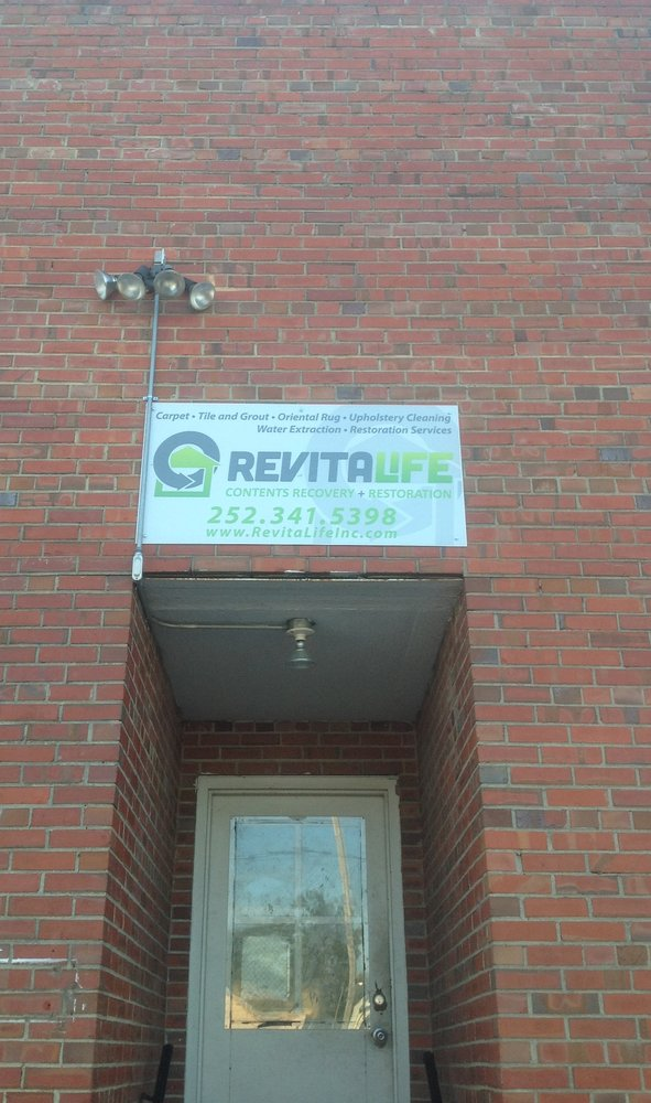 Revitalife Contents Recovery and Restoration: 1901 Dickinson Ave, Greenville, NC