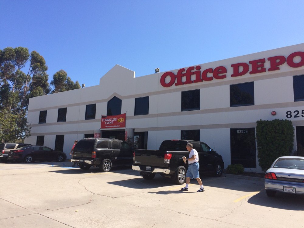 Office Depot 26 Beitr Ge B Roausstattung 8255 Camino