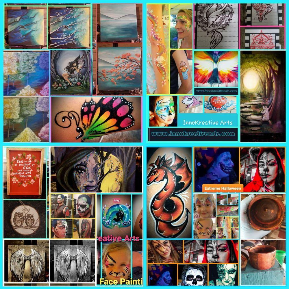 InnoKreative Arts: 1257 N Green St, McHenry, IL