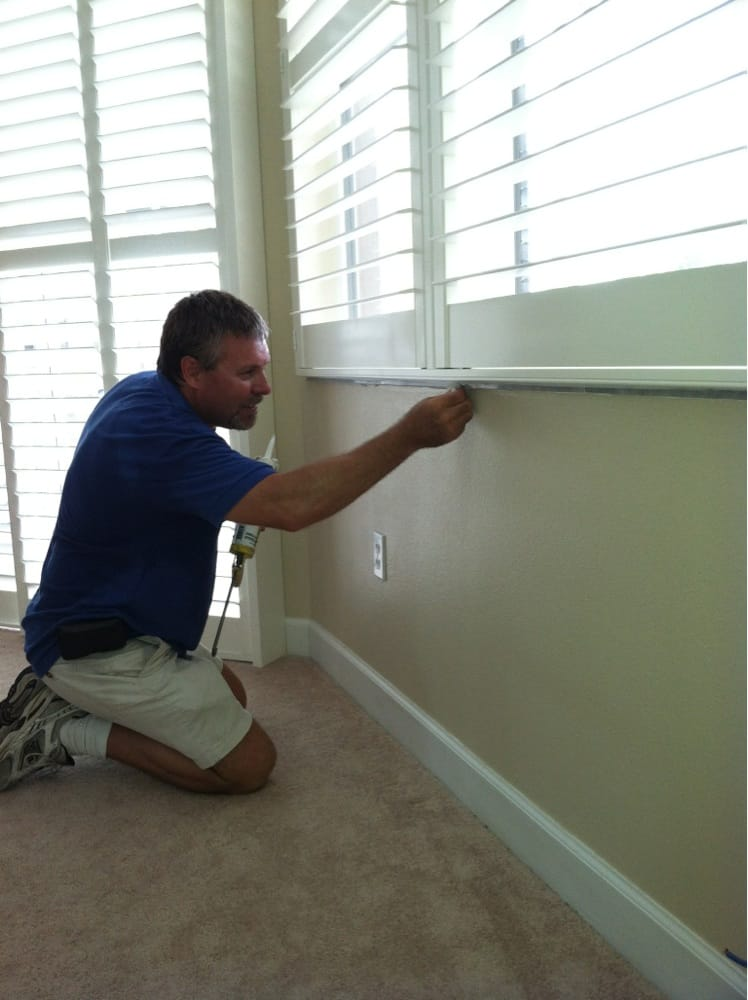 Professional Installation Of Plantation Shutters Yelp