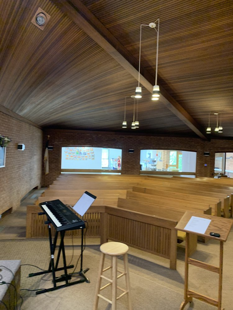 Central Baptist Church: 600 W Birch St, New Berlin, IL