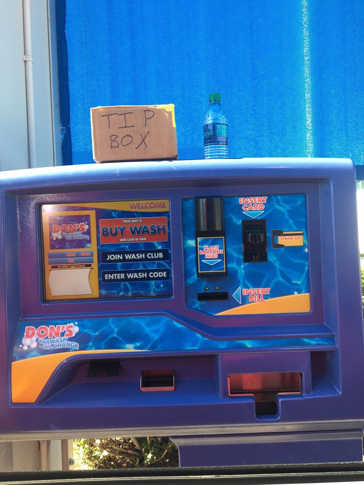 Don S Express Carwash And Quick Lube Car Wash 4050